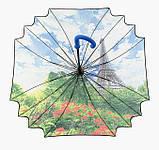 "Жіночий парасольку тростину ""Париж"", фото 3"