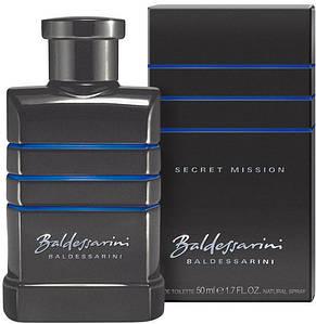 Туалетная вода Baldessarini Secret Mission (мужественный, элегантный, завораживающий аромат)