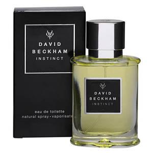 Мужская туалетная вода David Beckham Instinct (чувственный цитрусово-пряный аромат)