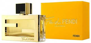 Женская парфюмированная вода Fendi Fan di Fendi eau de Parfum (страстный, чувственный, энергичный аромат)
