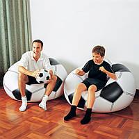 Надувное кресло футбольный мяч Intex 68557, фото 1