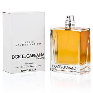 Тестер Dolce & Gabbana The One for Men