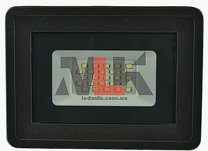 LED прожектор Premium slim 20w 6000k 1920lm ip65 Biom