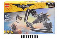 """Конструктор 81905 The Batman Movie """"Поединок в небе на Бэтоплане"""" (Бетмен Супер Герои), 420 дет"""