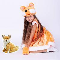 Карнавальный костюм  Лиса - отправка сразу после оплаты, фото 1