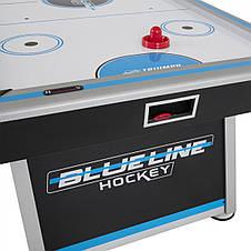 Игровой стол - Аэрохоккей Blue Line, настольный хоккей - 214 x 107 x 81 см , фото 2