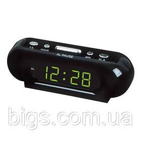 Настольные часы VST-716 ( электронные часы )
