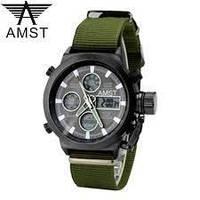 мужские наручные армейские часы АМСТ (AMST) 3003