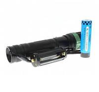 Тактический фонарик BL-Z8455 XRE с линзой NZ