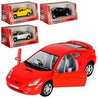 Kinsmart металлическая инерционная машинка Toyota Celica Кинсмарт KT5038W 007103, фото 1