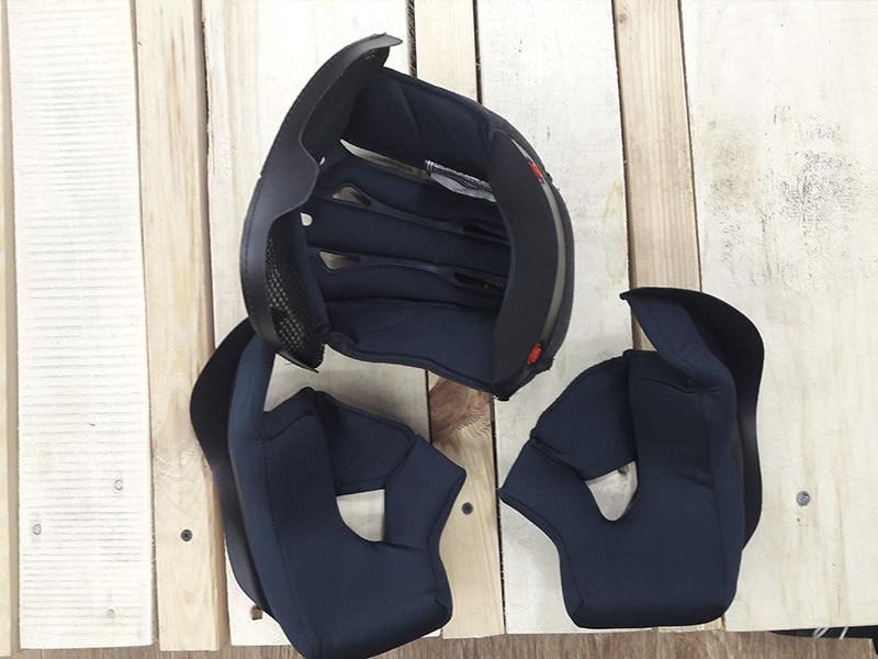 Внутренняя отделка шлема MT Helmets Targo