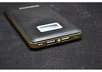 ТОНКИЙ с LED дисплеем + 2 USB порта!!Power bank Samsung 20 000 mAh Slim CX (пауэрбанк самсунг)   Внешнее зарядное устройство