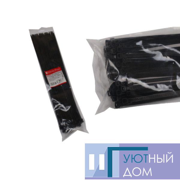 Стяжка кабельная чёрная 5×450
