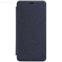Чехол Nillkin Sparkle Leather Case для Meizu M5 Dark Grey