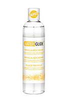 Немецкий гель смазка с ароматом ванили Waterglide VANILLA ICECREAM  300мл.