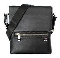 Современная мужская сумка через плечо эко-кожа (54275н)