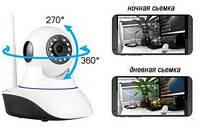 IP Wi-Fi видео камера с сигнализацией (видеоняня) продажа в Одессе