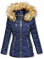 Зимняя женская куркта куркта зимняя женский пуховик пуховик на холлофайбере куртка женкая на холлофайбере