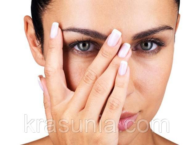 Мешки под глазами: самые распространенные причины и как от них избавиться
