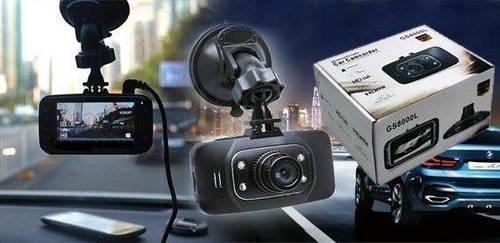 Видеорегистратор GS8000L - недорогая модель со съемкой FULLHD | 243x500