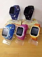 Детские умные Электронные часы Q90 GPS трекер Smart Baby Watch