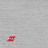 Oracal 975 Brushed Premium Structure Cast Titan Metallic