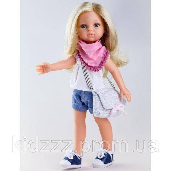 Кукла Клаудия с сумочкой, 32 см Paola Reina (Паола Рейна, Испания)