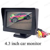 """Монитор дисплей LCD 4.3"""""""" для двух камер заднего вида, монитор, Одесса"""