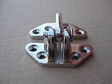 Нержавеющая петля для люка стандартная, фото 3