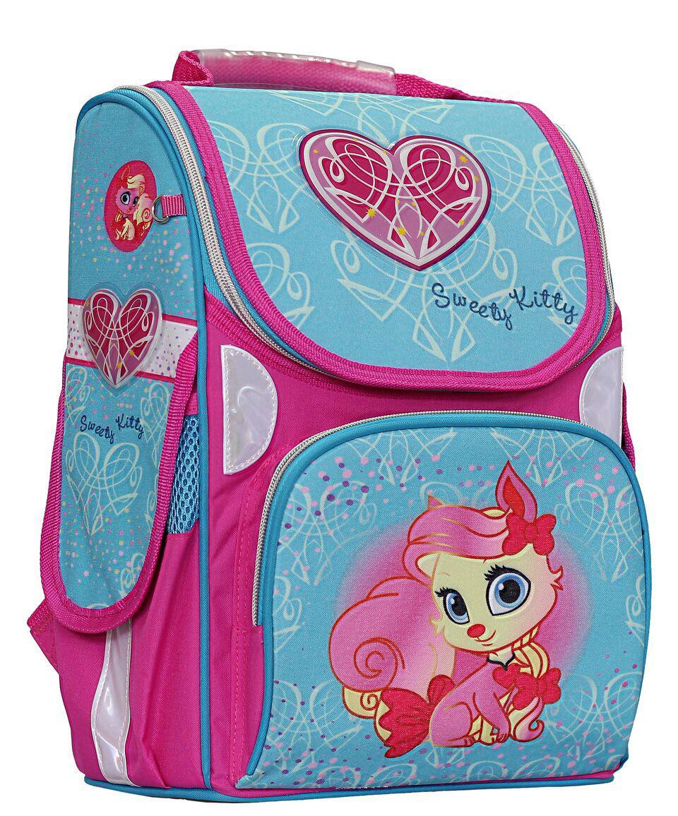 06638d385320 Рюкзак ранец школьный Pretty Kitty RAINBOW 8-508 для девочки ...