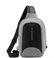 """Рюкзак """"Антизлодій"""" на одне плече CoolBell CB-801Х"""