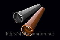 Трубы ПВХ d250x4,9 L3000