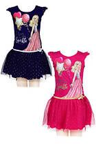 Платье трикотажное  для девочки оптом, Дисней, размеры 104-140, арт. 640-049