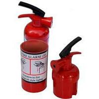 Зажигалка и пепельница «Огнетушитель», сувенирная зажигалка+пепельница,подарочный набор