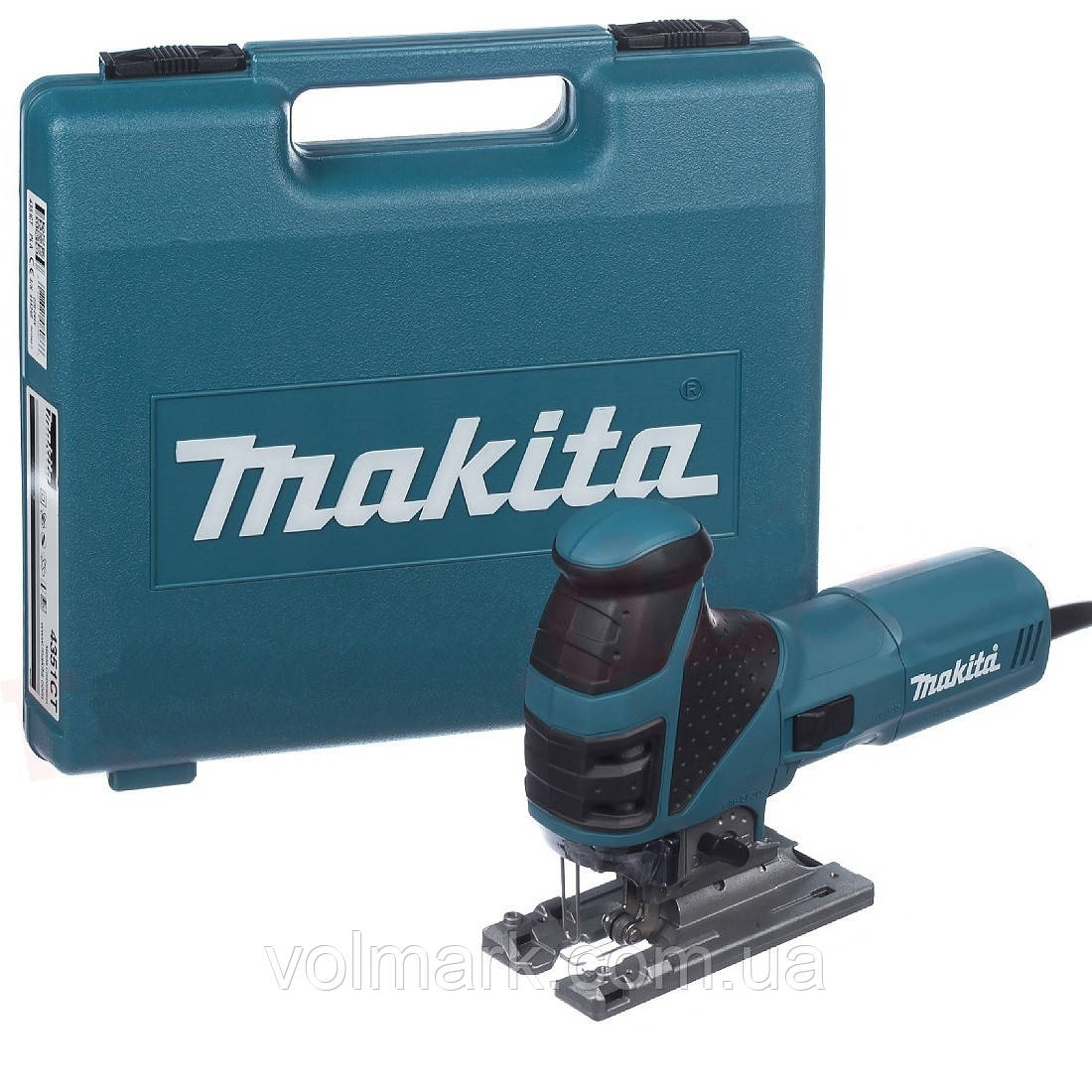 Лобзик с подсветкой Makita 4351 FCT