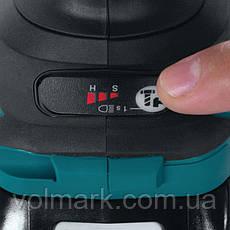 Аккумуляторный гайковерт Makita DTW800Z ( без АКБ ), фото 2