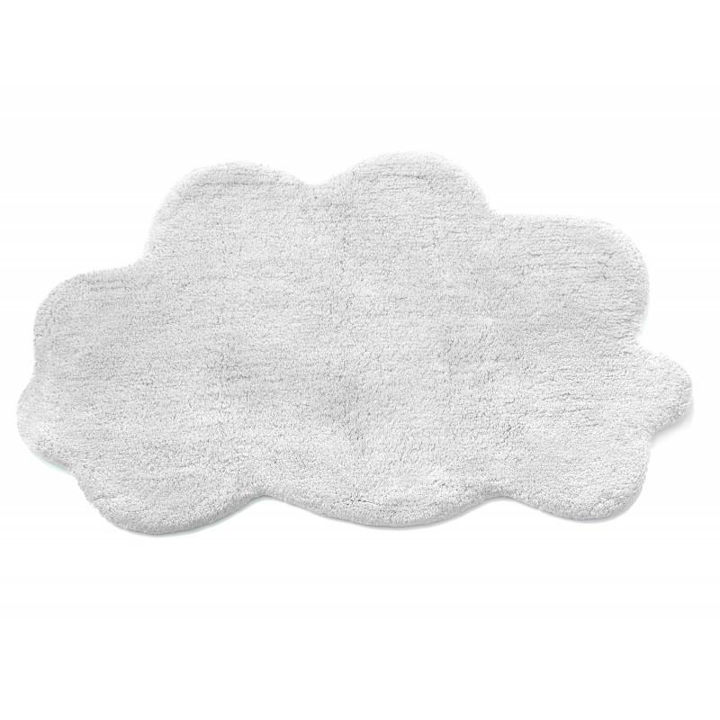 Коврик в детскую комнату Irya - Cloud beyaz белый 50*80
