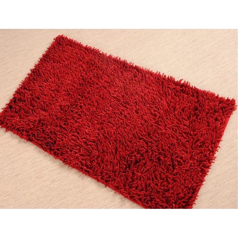 Коврик Irya - Intence micro kirmizi красный 70*120