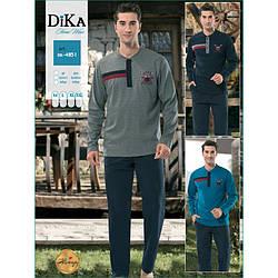 Домашняя одежда Dika - Пижама мужская 4851 XL