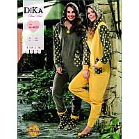b7eea64d0eac Домашняя Одежда Dika - Пижама Женская 4624 L — в Категории