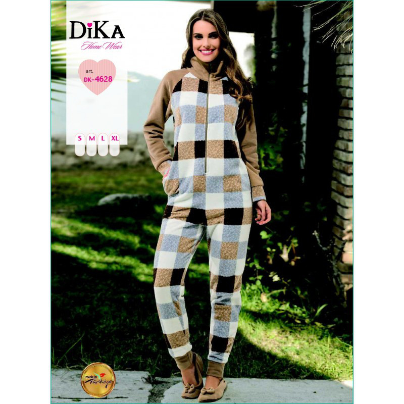 Домашняя одежда Dika - Пижама женская 4628 M