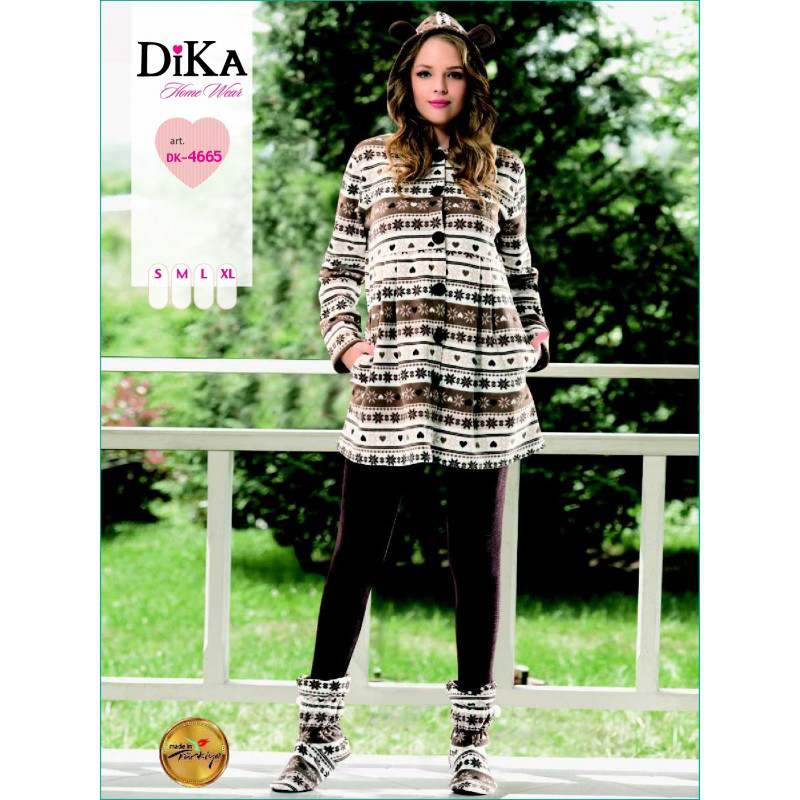 Домашняя одежда Dika - Пижама женская 4665 L