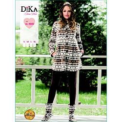 Домашня одяг Dika - Піжама жіноча 4665 L