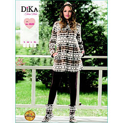 Домашняя одежда Dika - Пижама женская 4665 XL