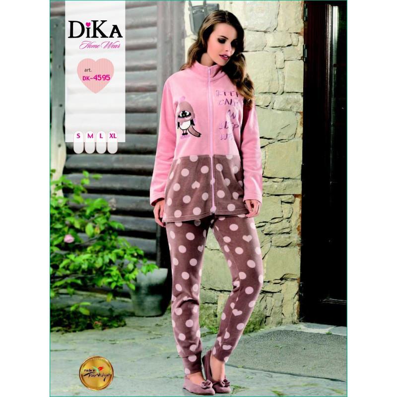 Домашняя одежда Dika - Пижама женская 4595 XL