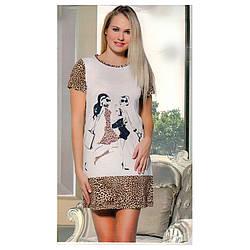 Домашняя одежда Lady Lingerie - 6202 L платье