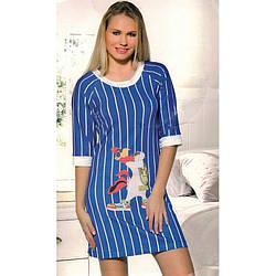 Домашняя одежда Lady Lingerie - 6200 М платье