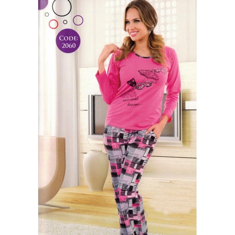 Домашняя одежда Night Angel - Пижама женская 2060 S/M