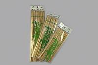 Палочки для шашлыка бамбуковые 15 см. 100 шт/ уп.