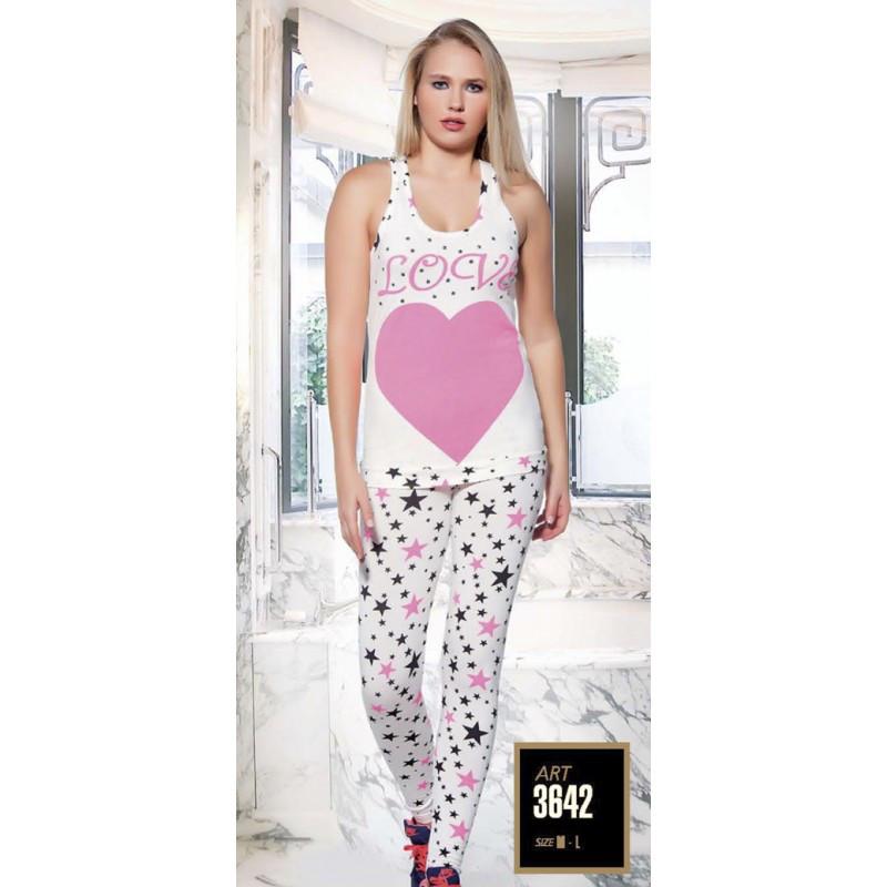 Домашняя одежда Lady Lingerie - 3642 STD комплект